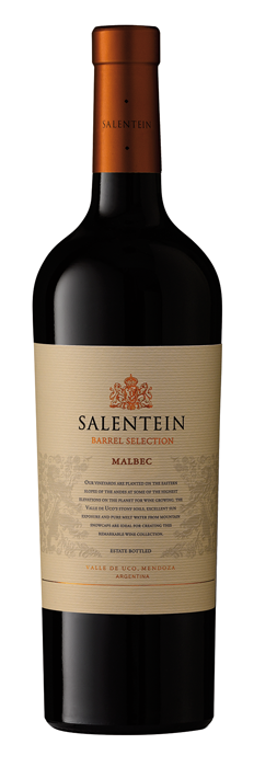 DOUBLE MAGNUM SALENTEIN BARREL SELECTION MALBEC 3.0 LTR-0