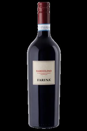 FLES FARINA BARDOLINO ROSSO 0.75 LTR.-0
