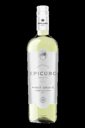 FLES EPICURO PINOT GRIGIO 0.75 LTR.-0