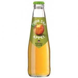 FLES ROYAL CLUB APPELSAP 0,20 LTR.-0