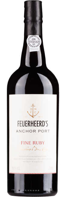 FLES FEUERHEERDS FINE RUBY PORT 0.75 LTR-0
