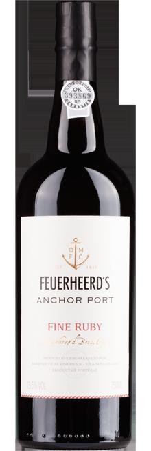 FLES FEUERHEERDS FINE RUBY PORT 0.75 LTR-0