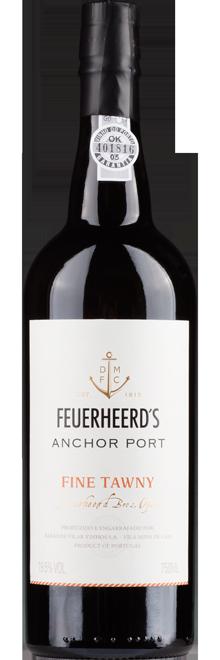 FLES FEUERHEERDS FINE TAWNY PORT 0.75 LTR-0