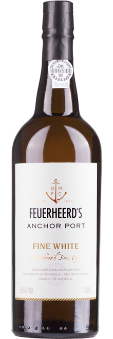 FLES FEUERHEERDS WHITE PORT 0.75 LTR-0