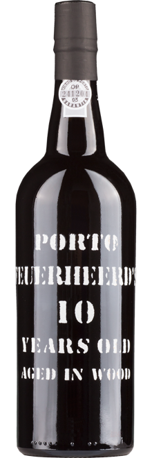 FLES FEUERHEERDS 10 YEARS PORT 0.75 LTR-0