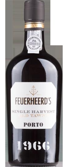 FLES FEUERHEERDS COLHEITA 1966 0.50 LTR.-0