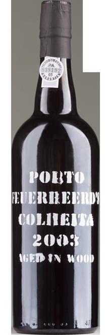 FLES FEUERHEERDS COLHEITA 2003 0.75 LTR.-0