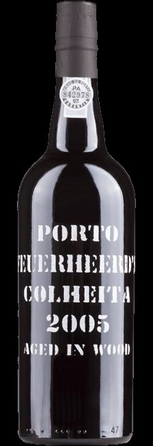 FLES FEUERHEERDS COLHEITA 2005 0.75 LTR.-0