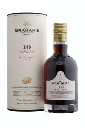 FLES GRAHAM'S 10 YEAR OLD TAWNY PORT 0.20 LTR-0