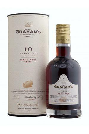 FLES GRAHAM'S 10 YEAR OLD TAWNY PORT 0.20 LTR-0