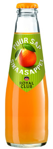 FLES ROYAL CLUB JUS D'ORANGE 0,20 LTR-0