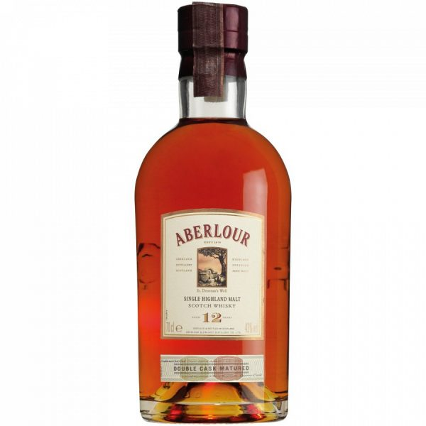 FLES ABERLOUR DOUBLE CASK 12 YEARS 0.70 LTR-0