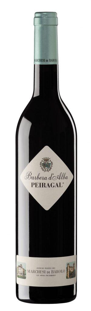FLES BARBERA D'ALBA PEIRAGAL 0.75 LTR.-0