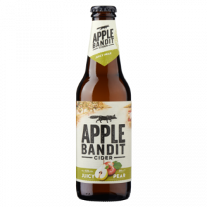 APPLE BANDIT JUICY PEAR 0.30LTR.-0