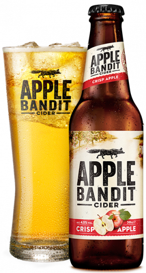 APPLE BANDIT JUICY APPLE 0.30LTR.-0