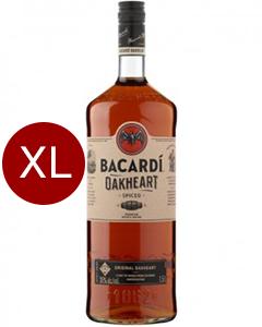 FLES BACARDI OAKHEART 1.50 LTR-0