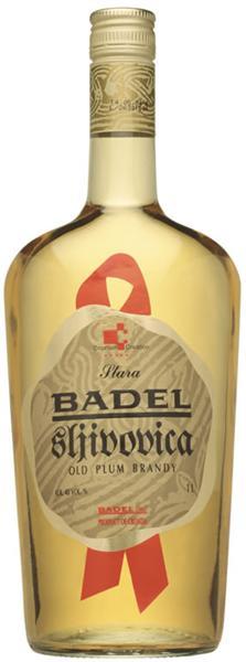 FLES BADEL SLJIVOVICA 1.00 LTR.-0
