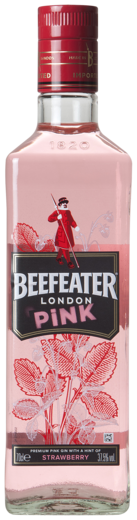 FLES BEEFEATER GIN PINK 0,70 LTR.-0