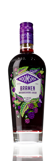 FLES BOOMSMA BRAMEN LIKEUR 0,50 LTR. NIEUW-0