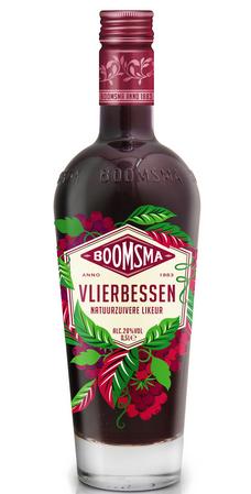 FLES BOOMSMA WILDE VLIERBESSEN 0.50 LTR NIEUW-0
