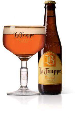 KRAT LA TRAPPE BLOND 24 X 0.33 LTR-0