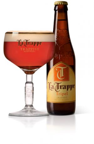 FLES LA TRAPPE TRIPEL 0.33 LTR-0
