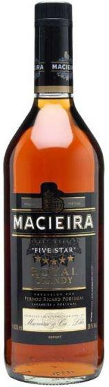 MACIEIRA PORTUGESE BRANDY 1 LTR-0