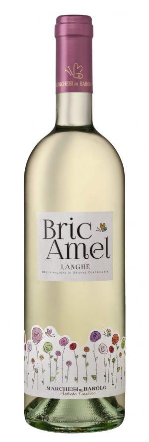 FLES BRIC AMEL LANGHE ROSSO 0.75 LTR.-0
