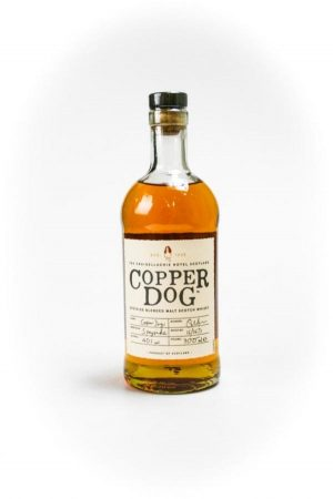 FLES COPPER DOG SCOTCH WHISKY 0,70 LTR.-0