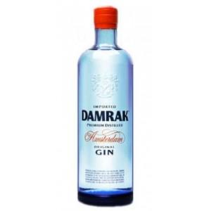 FLES DAMRAK GIN 0,70 LTR.-0