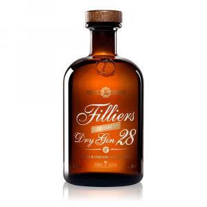 FLES FILLIERS DRY GIN 28 0,50 LTR 0,50 LTR.-0