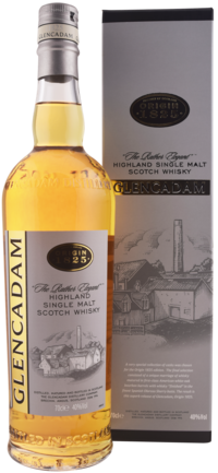 FLES GLENCADAM 10YO HIGHLAND SINGLE MALT 0,70-0
