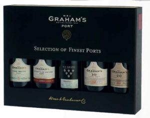KADO GRAHAM'S SELECTION GIFT PACK 5 X 0.20 LTR-0