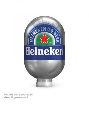 HEINEKEN 0.0 BLADE FUST 8 LTR.-0