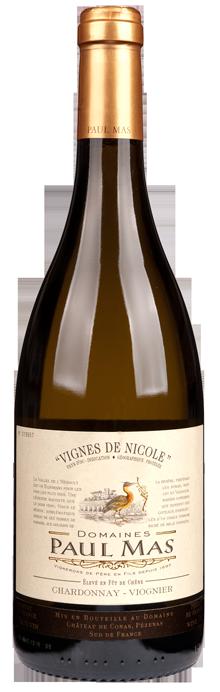 FLES PAUL MAS VIGN. DE NICOLE CHARD/VION 0.75L-0