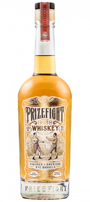FLES PRIZEFIGHT IRISH WHISKEY 0,70 LTR.-0