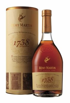 FLES REMY MARTIN 1738 ROYAL ACCORD 0.70 LTR.-0