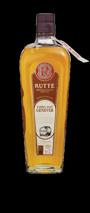 FLES RUTTE BARREL AGED GENEVER 0,70 LTR.-0
