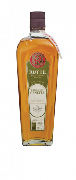 FLES RUTTE SINGLE OAT GENEVER 0,70 LTR.-0