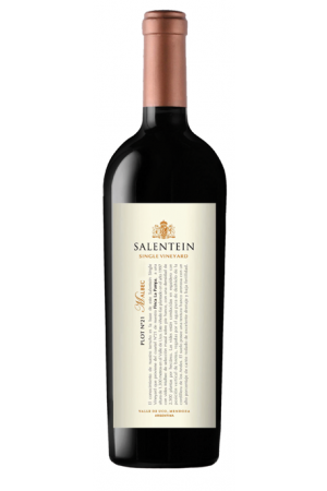 SALENTEIN SINGLE VINEYARD MALBEC 0.75 L-0