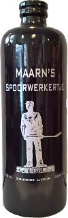 KRUIK MAARN'S SPOORWERKERTJE LIK. 0.50 LTR-0