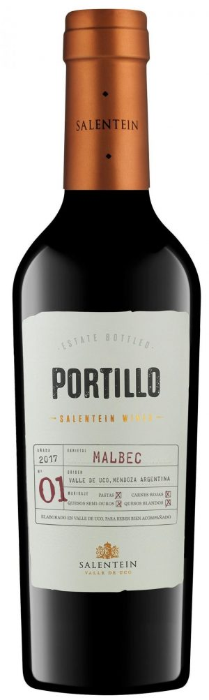 FLES PORTILLO MALBEC 37,5 CL-0
