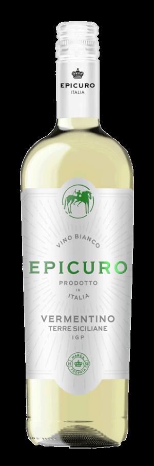 FLES EPICURO VERMENTINO PUGLIA 0.75 LTR.-0