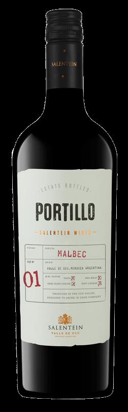 FLES PORTILLO MALBEC 0.75 LTR.-0
