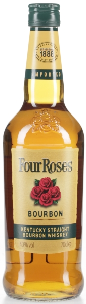 FLES FOUR ROSES BOURBON 0.70 LTR-0