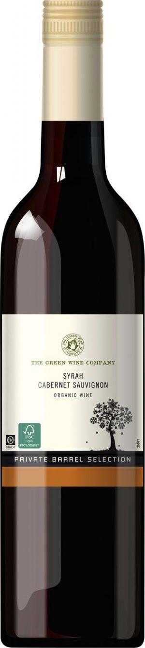 FLES GREEN WINE COMP. PRIV. BARREL 0.70 LTR-0