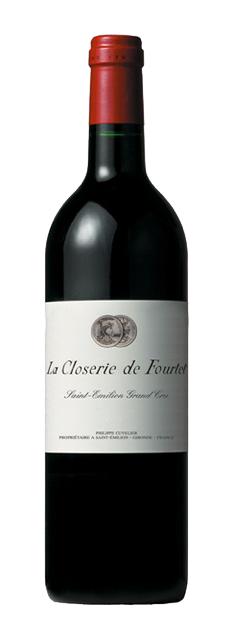FLES LA CLOSERIE DE FOURTET ST.EMILION 2006-0