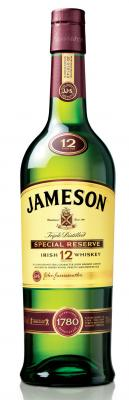 FLES JAMESON WHISKEY 12 YEARS 0,70 LTR-0