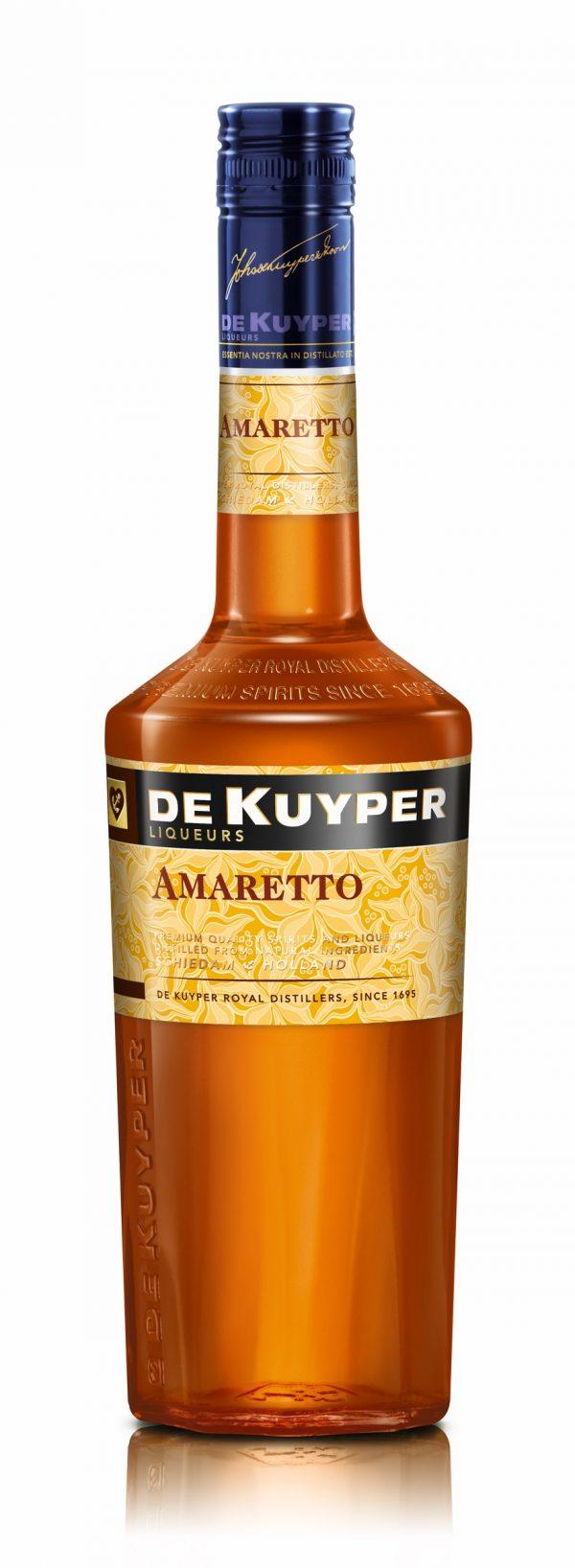 FLES DE KUYPER AMARETTO 0.50 LTR-0