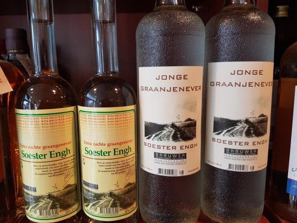 FLES SOESTER ENGH JONGE GRAAN JENEVER 0,50 LTR-0